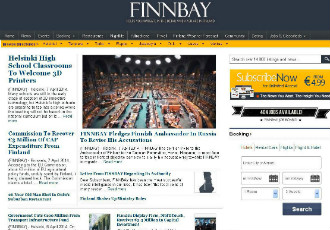Finnbay on Sunday threatened to resort to legal action against the Finnish Ambassador in Russia.