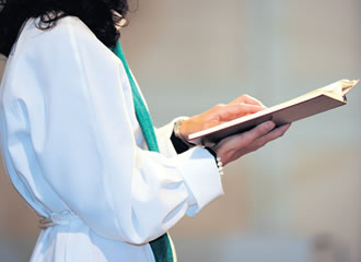Work for priests has significantly decreased over the last few years.