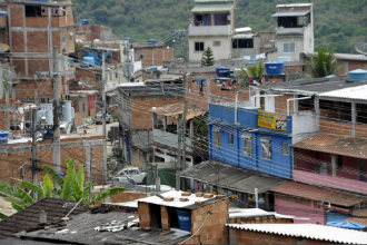 Flimsy shacks and empty new apartments: Brazil's housing crisis tears urban  fabric