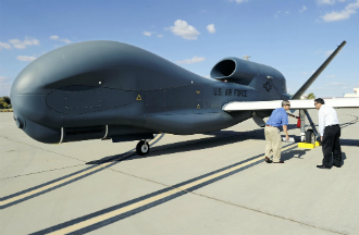 Drone Missions To Monitor Chinese N Korean Activities