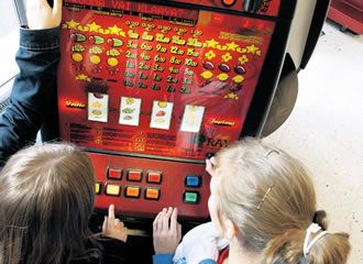 Whereas in other countries, gambling machines are usually set in casinos, in Finland they are in shops or kiosks and have become a part of people's daily lives.