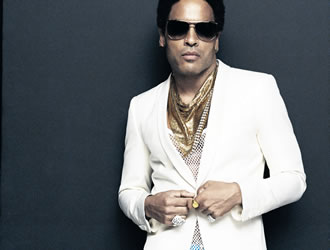 After the disappointment of 2012's cancelled gig, Lenny Kravitz is returning to Finland on 26 October.