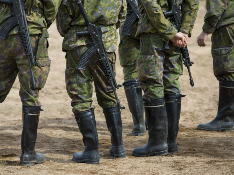 The Finnish Defence Forces has accused researchers of leaking the psychological test results of up to 400,000 conscripts to their colleagues abroad.