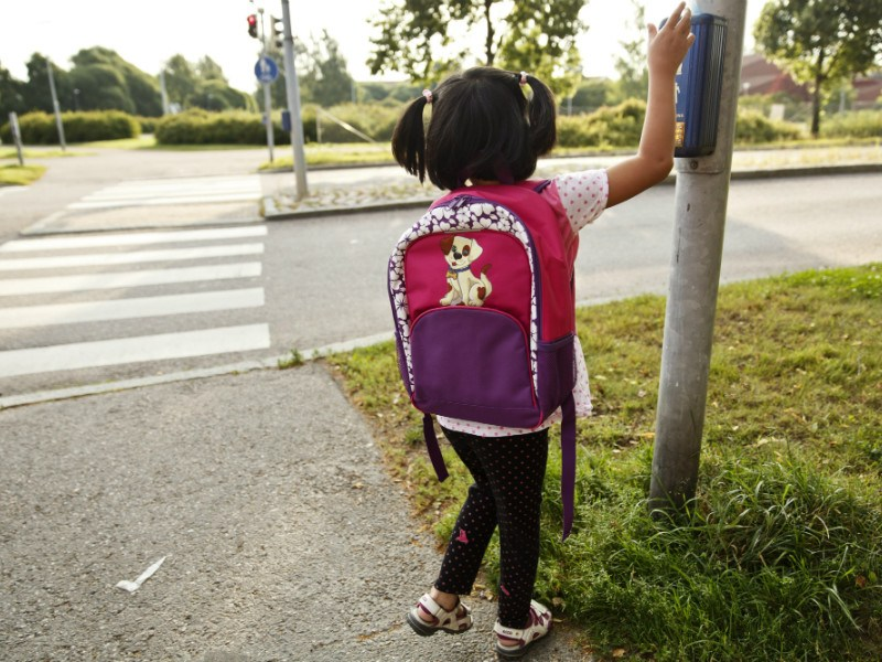 Children hope that motorists keep their eyes on the road and yield to pedestrians at crosswalks, finds a survey by If P&C Insurance.