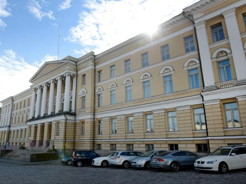 اخذ وقت سفارت فنلاند