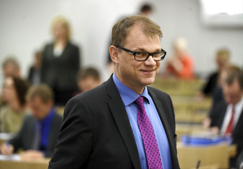 Prime Minister Juha Sipilä (Centre) is once again in charge of the most popular political party in Finland, according to a poll by Helsingin Sanomat.