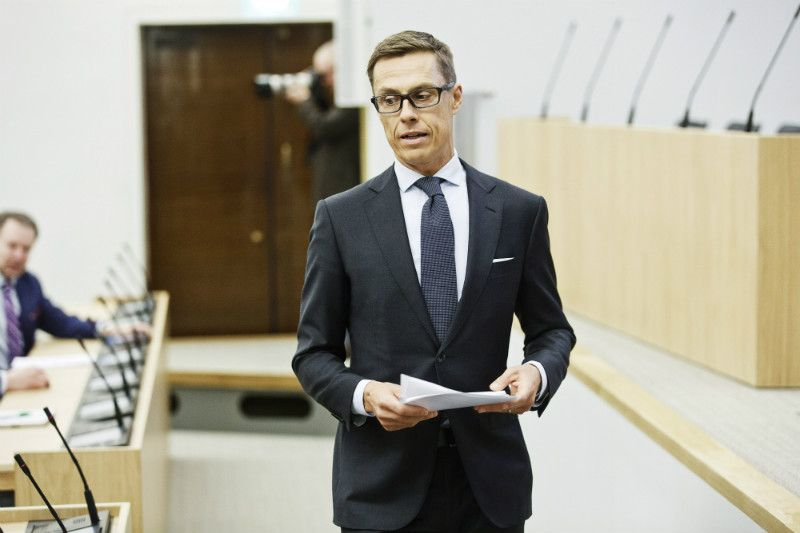 The Government will probably have to introduce additional budgetary measures to be able to balance the public economy, admits Alexander Stubb (NCP), the Minister of Finance.