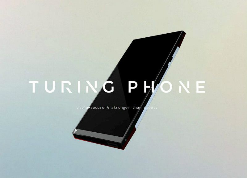 "Turing Robotics Industries (TRI) has announced that it plans to manufacture the world's most robust mobile phone devices ""for the next decade and beyond in Salo""."