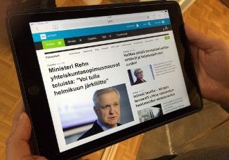 The Federation of the Finnish Media Industry (VKL) has proposed that YLE discontinue the production of news intended solely for online distribution.