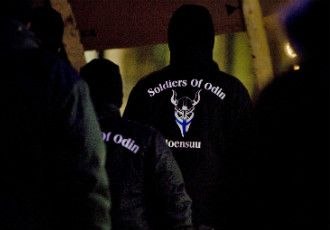 "Soldiers of Odin currently describes itself as ""an immigration-critical, yet safety-oriented, organisation with an interest in street patrolling""."