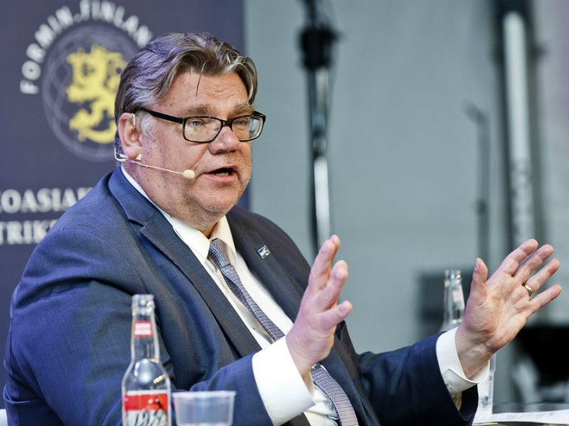 We refuse to tamper with Sunday bonuses, states Timo Soini, the chairperson of the Finns Party.