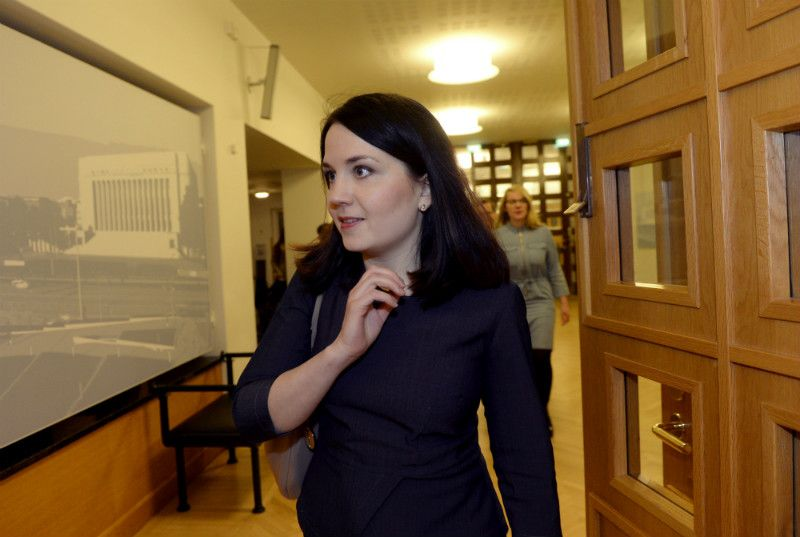The cuts in education spending are not an indication of hostility towards education but a necessity, stresses Sanni Grahn-Laasonen (NCP), the Minister of Education and Culture.