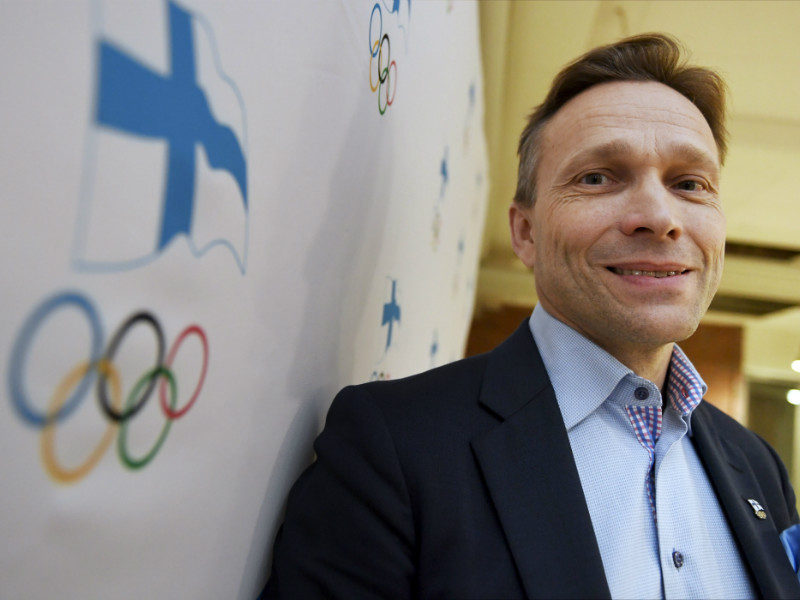 Timo Ritakallio, the chief executive of Ilmarinen, was selected as the new chairperson of the Finnish Olympic Committee in Lahti on 26 November, 2016.