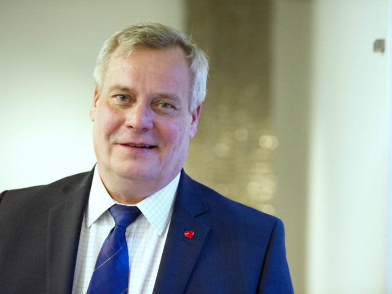 Antti Rinne has led the Social Democrats to become the largest political party in Finland, according to a recent poll by Helsingin Sanomat.