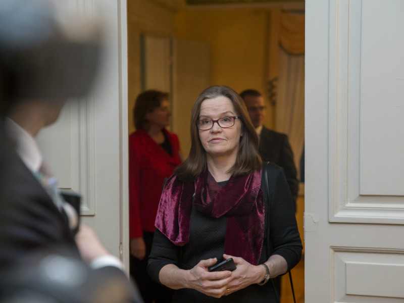 Päivi Nerg, the permanent secretary at the Ministry of the Interior, has reminded that the employment prospects of undocumented people are virtually non-existent in Finland.