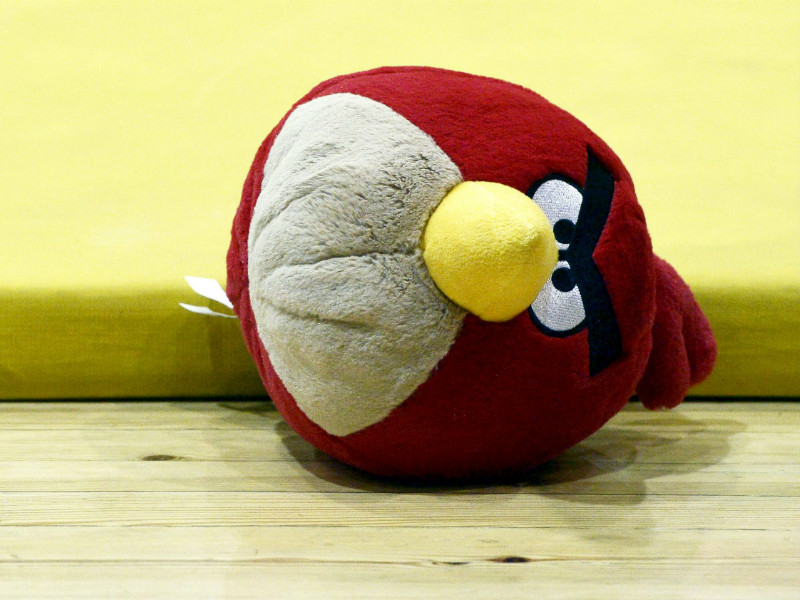 Rovio's recognisable angry birds could be about to test their wings on the stock market, according to Bloomberg.