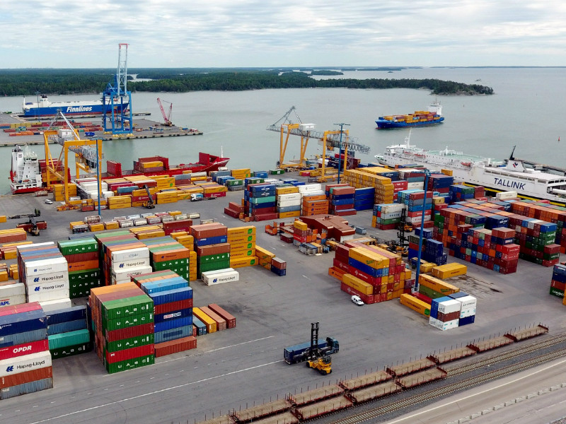 Finnish exports increased by some 15 per cent year-on-year in the first half of 2017, according to preliminary data collated by Finnish Customs.