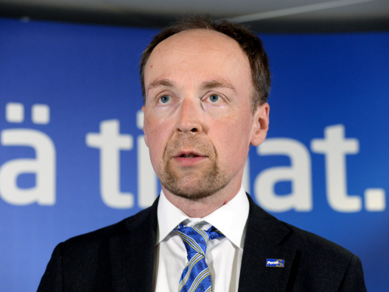 Jussi Halla-aho, the chairperson of the Finns Party, has reiterated his doubts over the political future of the New Alternative Parliamentary Group.