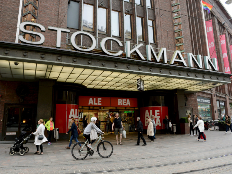 Stockmann on Wednesday reported that its operating profit decreased by almost three million euros year-on-year to 14.6 million euros between April and June of 2017.