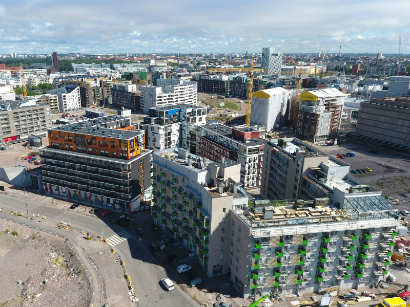 Metropolitan areas are expected to become increasingly important drivers of economic growth, reminds Jan Vapaavuori (NCP), the Mayor of Helsinki.