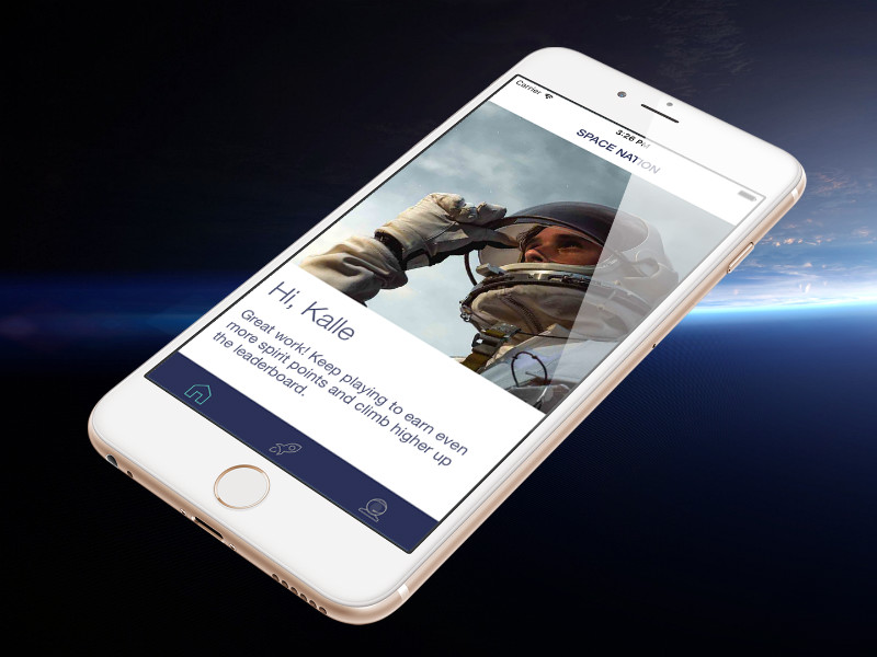 Cohu Experience's upcoming mobile app will allow anyone to test their astronaut skills with a range of mental, physical and social exercises.