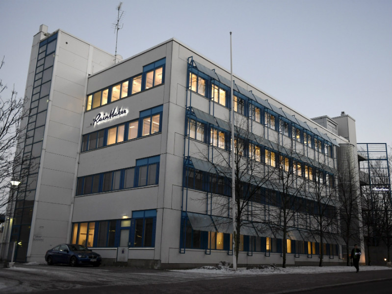 The Russian Federation sold 58 centrally-located properties to acquire the pictured office building, formerly used by Keva, a public-sector pension provider, in Lauttasaari, Helsinki, in October, 2012.