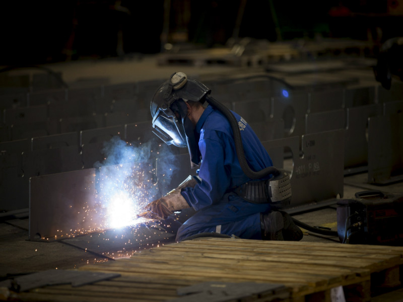 Some 40 per cent of blue-collar workers had access to employer-provided training programmes in 2016, according to the Central Organisation of Finnish Trade Unions.