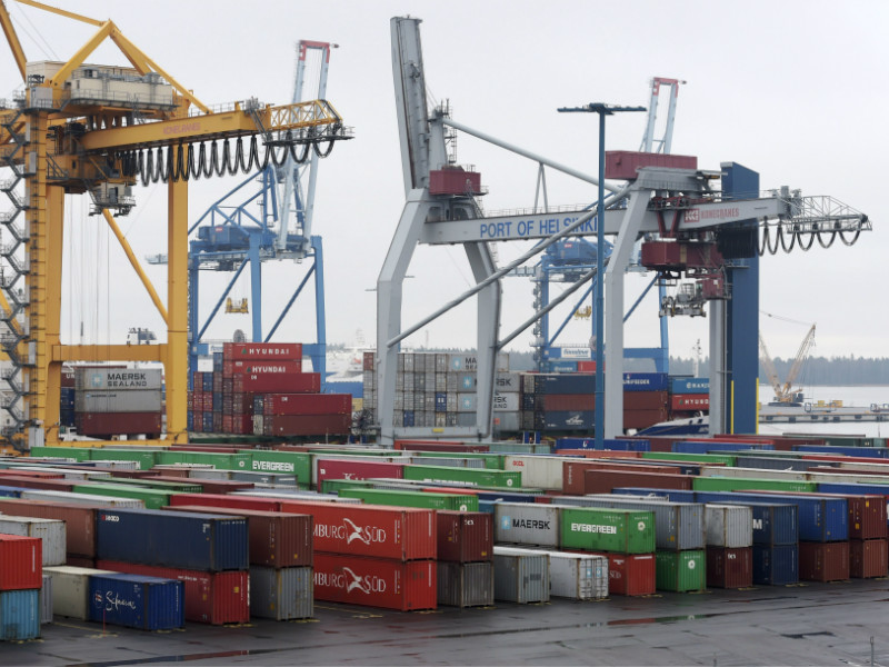 Finnish exports are forecast to grow by approximately three per cent year-on-year in 2017, according to several research institutes.