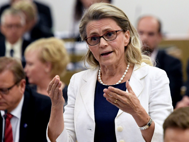 """It would've been possible to get a residence permit simply by announcing that you'll refuse to leave,"" reminds Päivi Räsänen, a former Minister of the Interior and chairperson of the Christian Democrats."