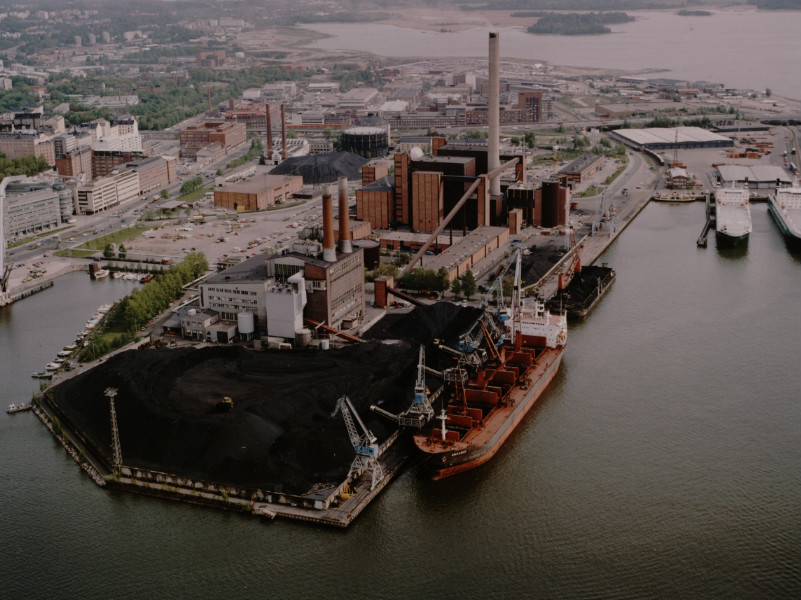 The Helsinki City Council has decided to shut down the coal-fired co-generation plant in Hanasaari, Helsinki, by 2024.