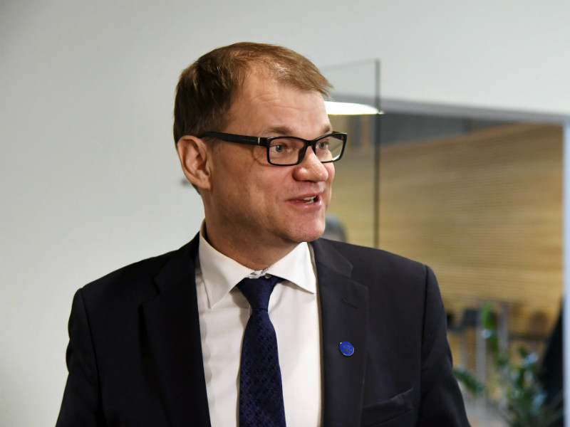 Prime Minister Juha Sipilä (Centre) has voiced his disapproval of the rhetoric employed by Turkish President Tayyip Erdogan amid the diplomatic row between Turkey and Europe.