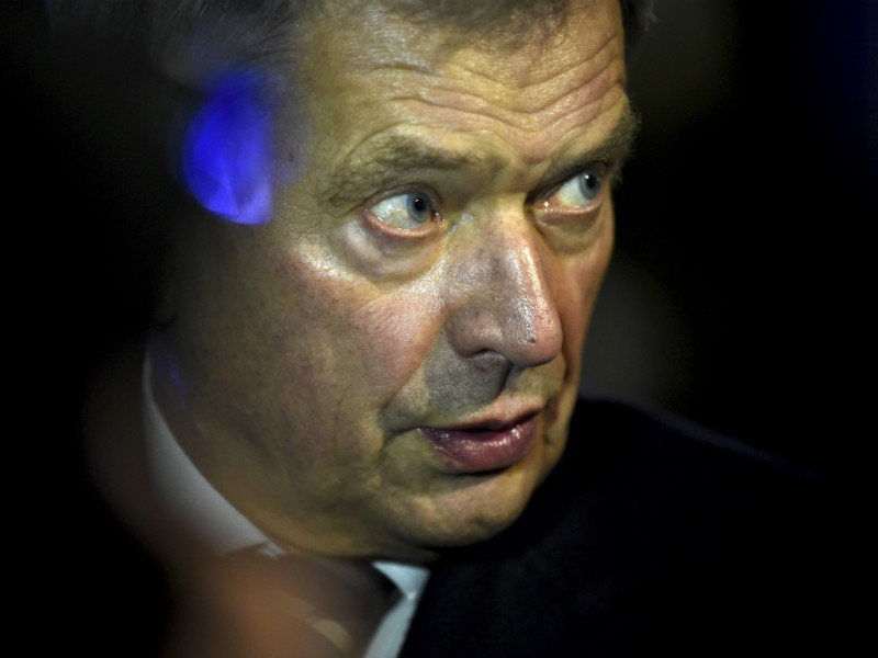 President Sauli Niinistö is heading into next year's presidential elections as a clear front-runner, with YLE reporting that he would receive up to 80 per cent of the ballot if the elections were held today.