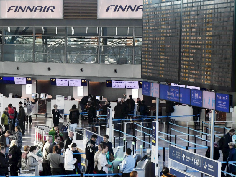 Finnair on Monday confirmed it will begin weighing passengers on a voluntary basis at Helsinki Airport between late October and early November. The objective, it said, is to collect more accurate data on the average weight of passengers and their carry-on luggage.
