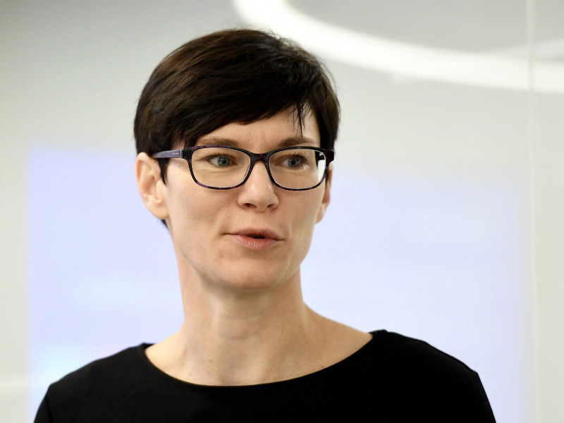 Tuuli Koivu, an economist at Nordea, has drawn attention to the effects of continuing wage moderation in Germany on Finland and the rest of the euro area.