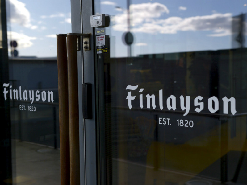 Finlayson received a lot of media attention last month after announcing a campaign designed to call attention to wage inequality in Finland.