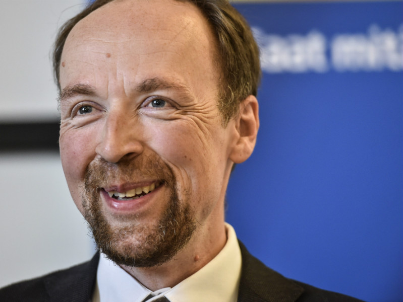 The Finns Party has seen its popularity creep up to double digits for the first time under the leadership of Jussi Halla-aho, shows a poll commissioned by YLE.