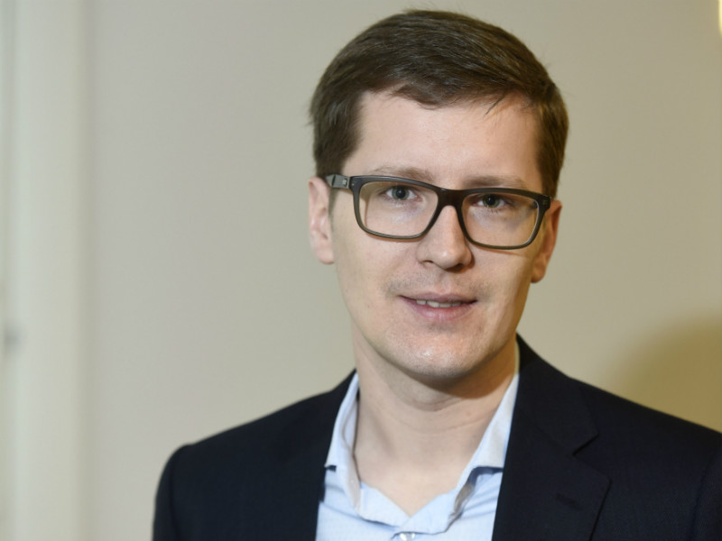 Ilkka Kaukoranta, the chief economist at the Central Organisation of Finnish Trade Unions (SAK), says the government still has time to change its mind about a proposal that would make it easier for small businesses to lay off employees. (Credit: Heikki Saukkomaa – Lehtikuva)