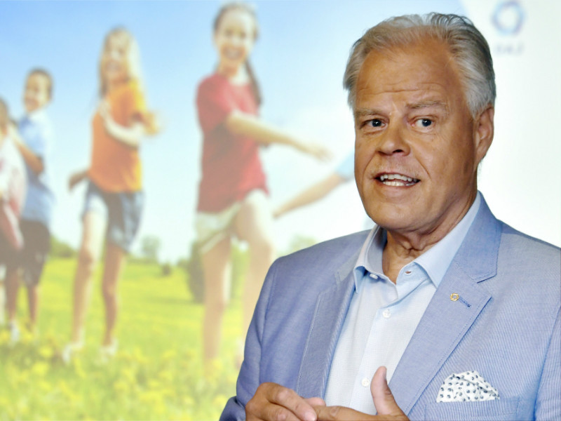 Olli Luukkainen, the chairperson of the Finnish Trade Union of Education (OAJ), believes all children should take part in pre-primary education for two years instead of one before the start of compulsory basic education.