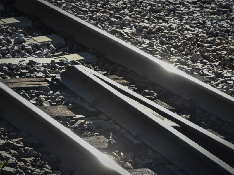 The Green League on Thursday unveiled what it describes as an ambitious investment programme for developing the railway infrastructure and improving rail connections in Finland. (Credit: Emmi Korhonen – Lehtikuva)