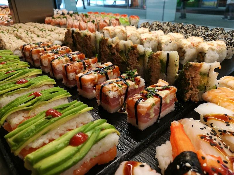 Luckiefun Sushi