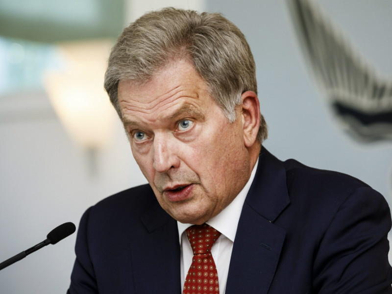 President Sauli Niinistö expects his colleagues, Vladimir Putin of Russia and Donald Trump of the United States, to mainly concentrate on laying the groundwork for future dialogue in their meeting in Helsinki on Monday, 16 July.