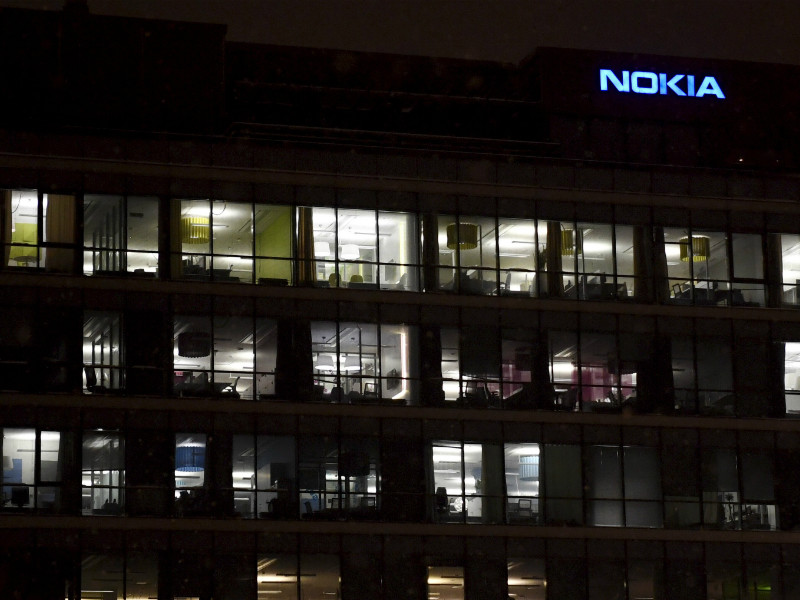 Nokia's quarterly operating profit fell by 42 per cent year-on-year to 334 million euros between April and June 2018.