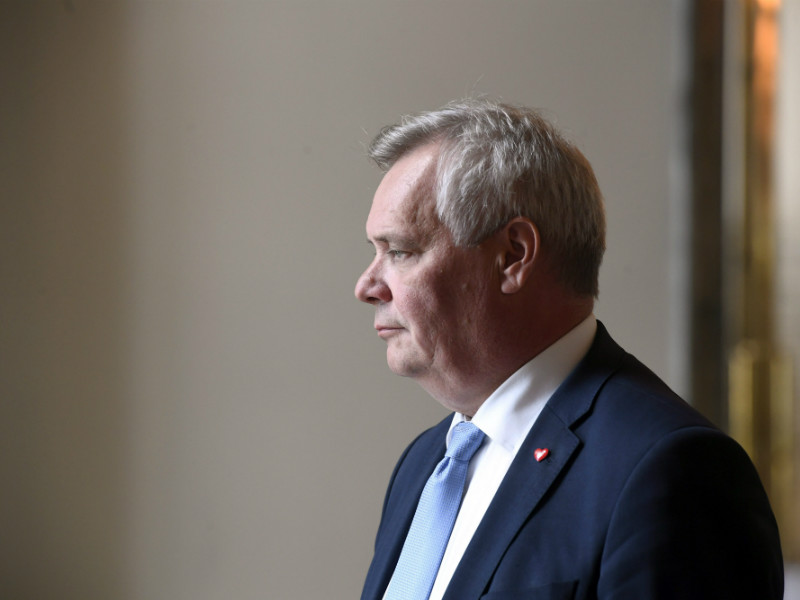 Antti Rinne, the chairperson of the Social Democrats, is the public favourite to become the next prime minister of Finland, finds a survey by Helsingin Sanomat.