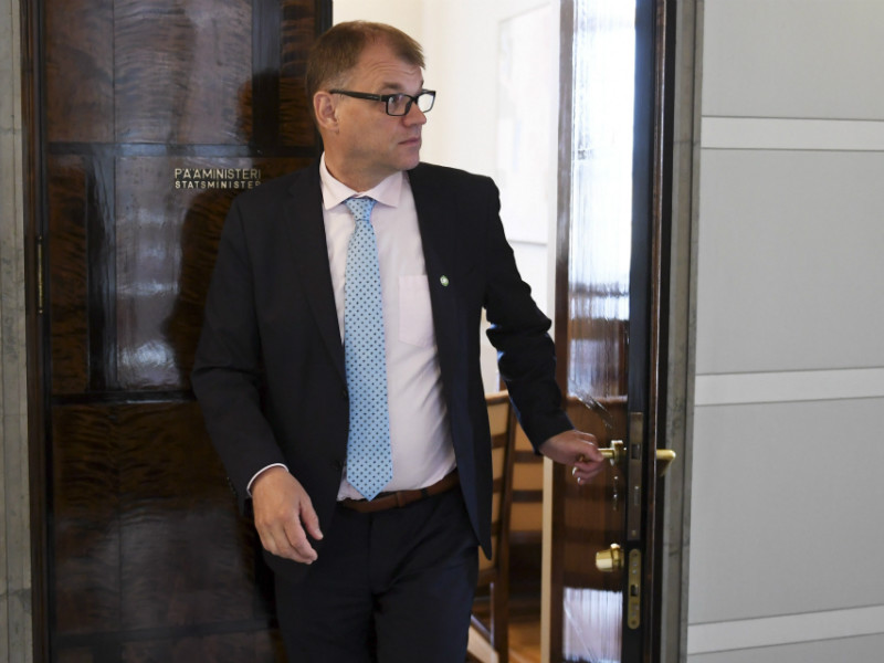 The EU's priority in attempting to bring migration under control must be to eliminate the factors that force people to leave their homes, says Prime Minister Juha Sipilä (Centre).