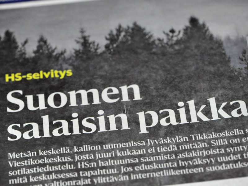 Helsingin Sanomat in December published a much-discussed article about the staff and operations of the Finnish Defence Intelligence Agency (VKoeL) in Tikkakoski, Central Finland.