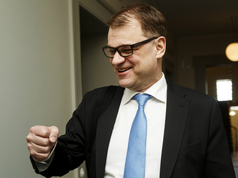 "Prime Minister Juha Sipilä (Centre) has assured that ""plan A"" is still to carry out the social, health care and regional government reform."