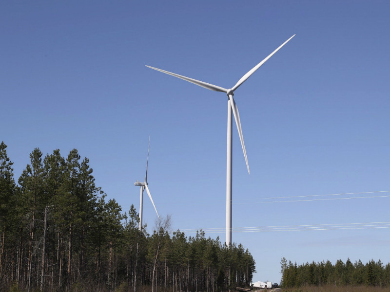 Sitra, the Finnish Innovation Fund, recommends that Finland ramp up its wind power capacity from the current two gigawatts to seven gigawatts by 2030. (Credit: Urpo Salo – CPC Germania)