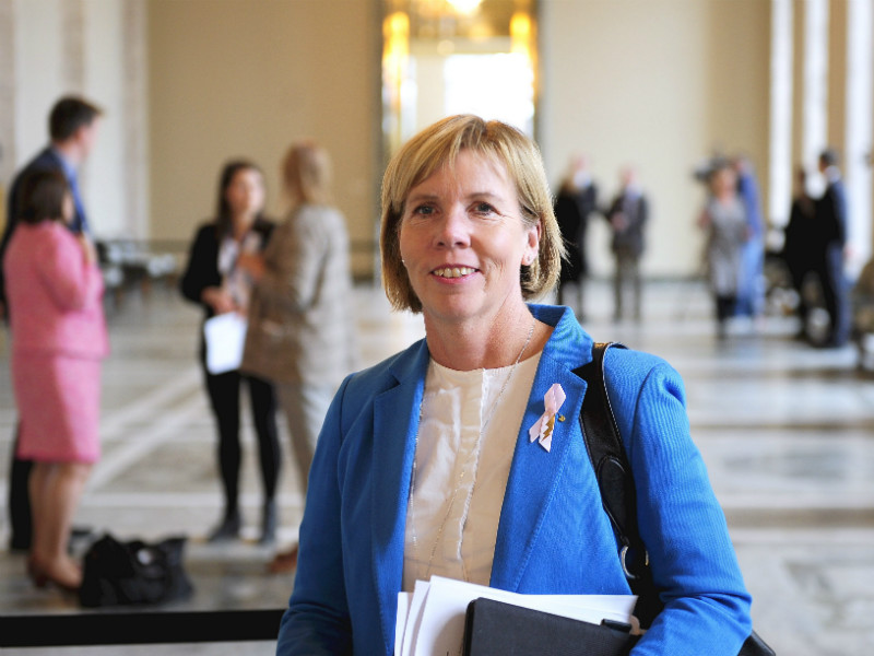 The Finnish government's proposal to overhaul real estate taxation has stirred up concerns among a number of experts, reminds Anna-Maja Henriksson, the chairperson of the Swedish People's Party. (Credit: Mesut Turan – Lehtikuva)#source%3Dgooglier%2Ecom#https%3A%2F%2Fgooglier%2Ecom%2Fpage%2F%2F10000