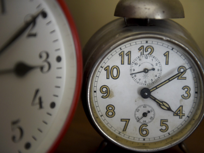 The European Commission recently confirmed it is recommending that daylight saving be abolished in the European Union. (Credit: Antti Aimo-Koivisto – Lehtikuva)