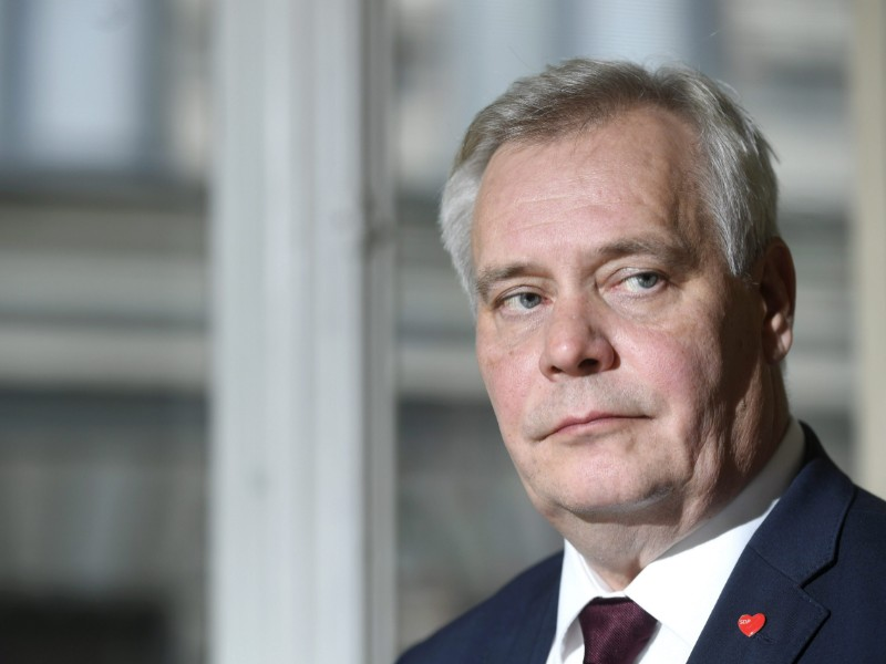 Antti Rinne, the chairperson of the Social Democrats, is set to make his return to daily politics after an extended sick leave on Friday, 1 March 2019. (Credit: Heikki Saukkomaa – Lehtikuva)